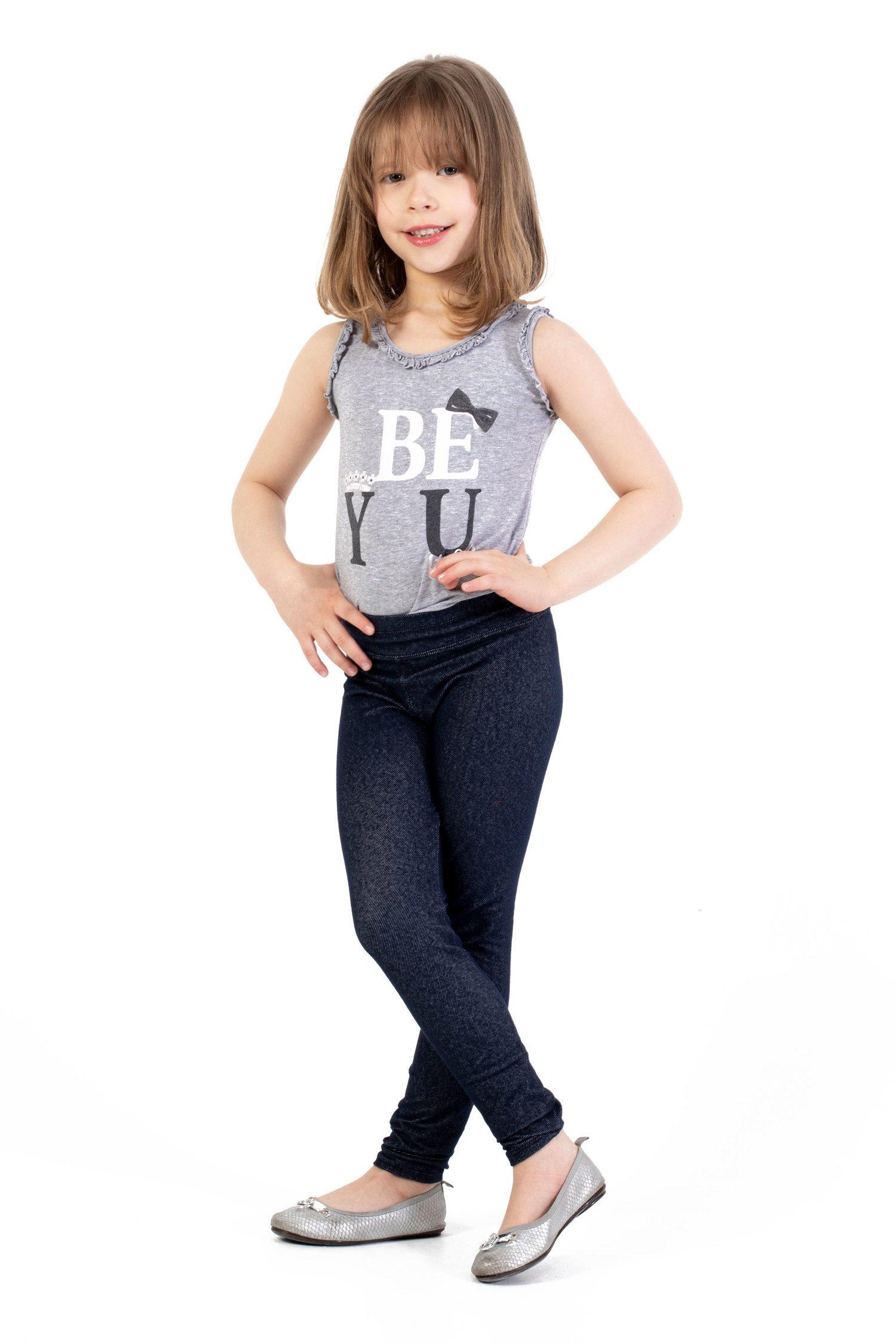 Legging Cotton Jeans OverKids  (Ref 101003)