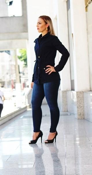 Parka Dinho's Jeans Hanks (2493)