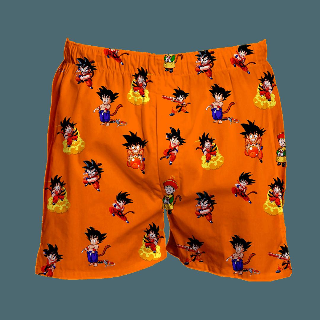 Short Swin Goku [4A8B82]
