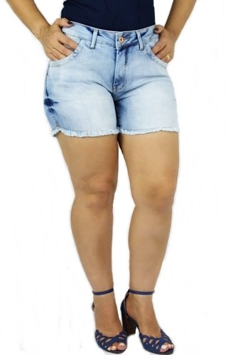 Shorts Dinho's Jeans Feminino City Skay ref. 2482