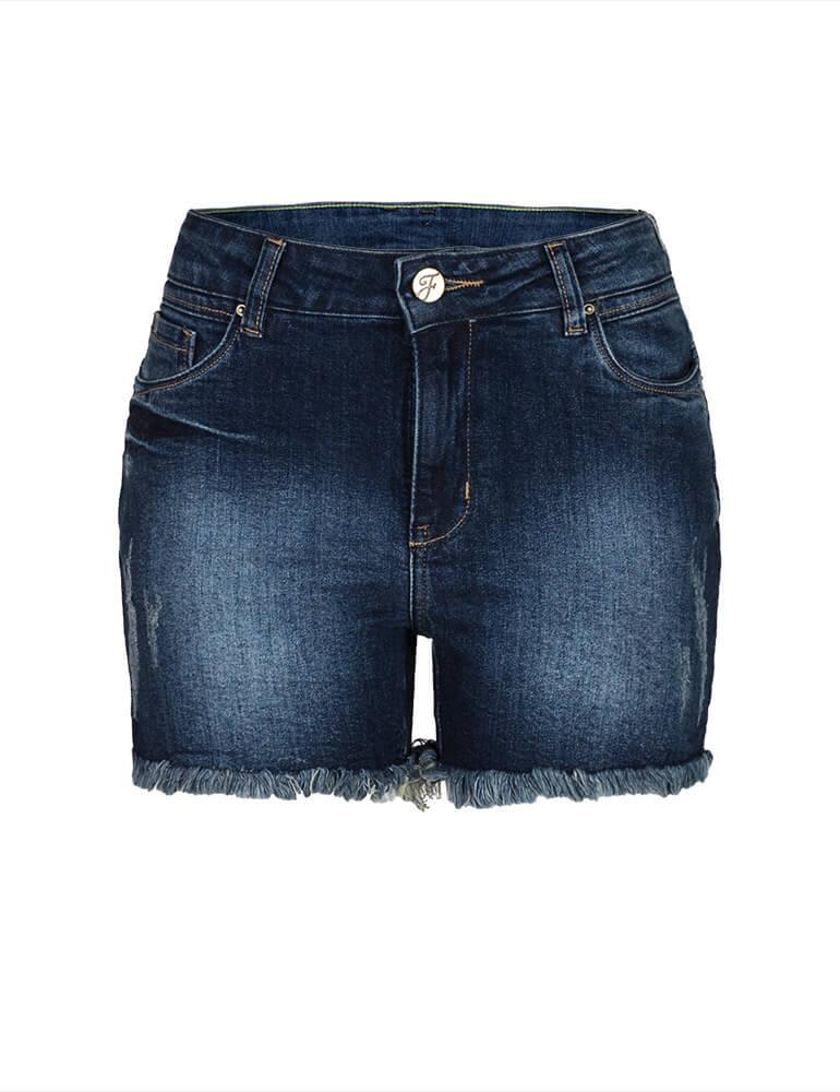 Shorts Feminino Fact Jeans [2985]