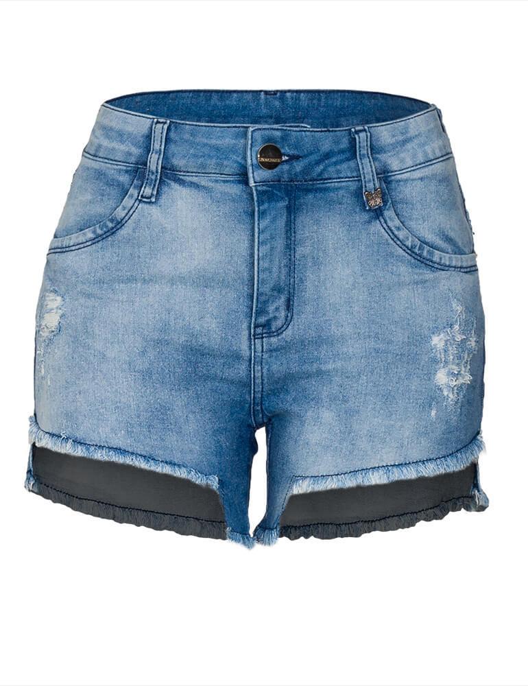 Shorts Feminino Fact Jeans [3520]