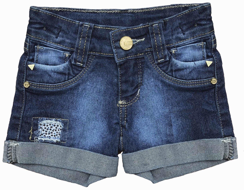 Shorts Feminino Jeans Bebê [305]