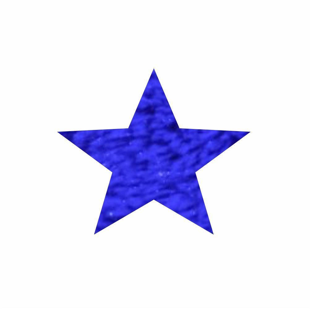 Tapete Felpudo Infantil Estrela Felpudo 1,00X1,00 - 24 Opções Cores [1239]