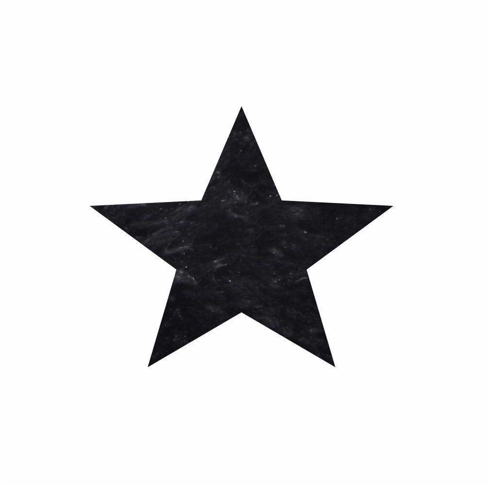 Tapete 2,00X2,00 Estrela  Para Sala  Para Salafelpudo  Cores Diversas [1355]