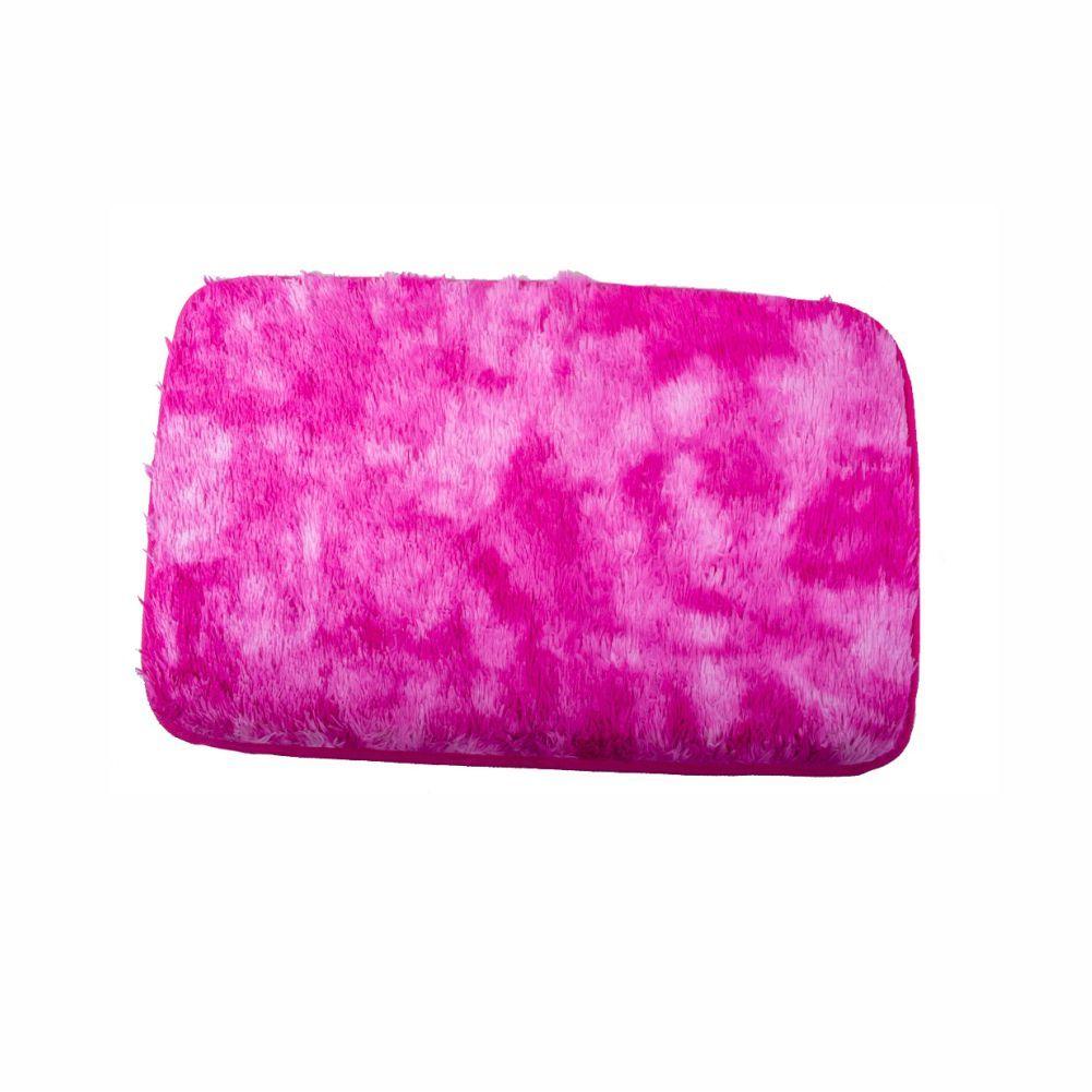 Tapete Felpudo Rosa Pink Mesclado  6,00X6,00 Quadrado [2313]