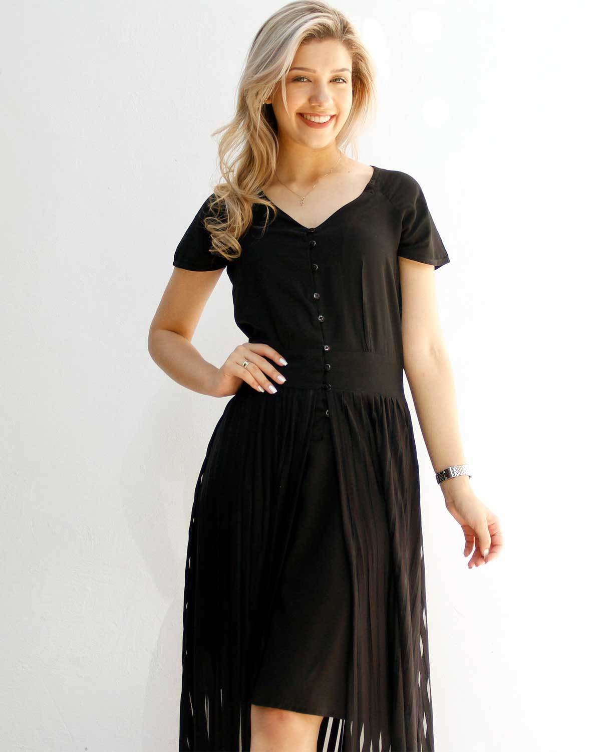 Vestido Longo Cibelly Plus Size