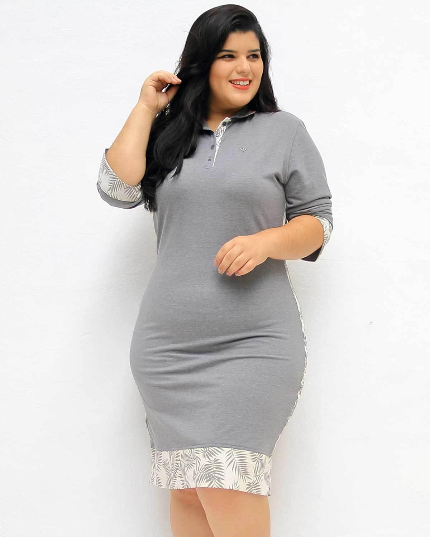 3be64fcae Vestidos Plus Size - Roupas Femininas   Gironobras