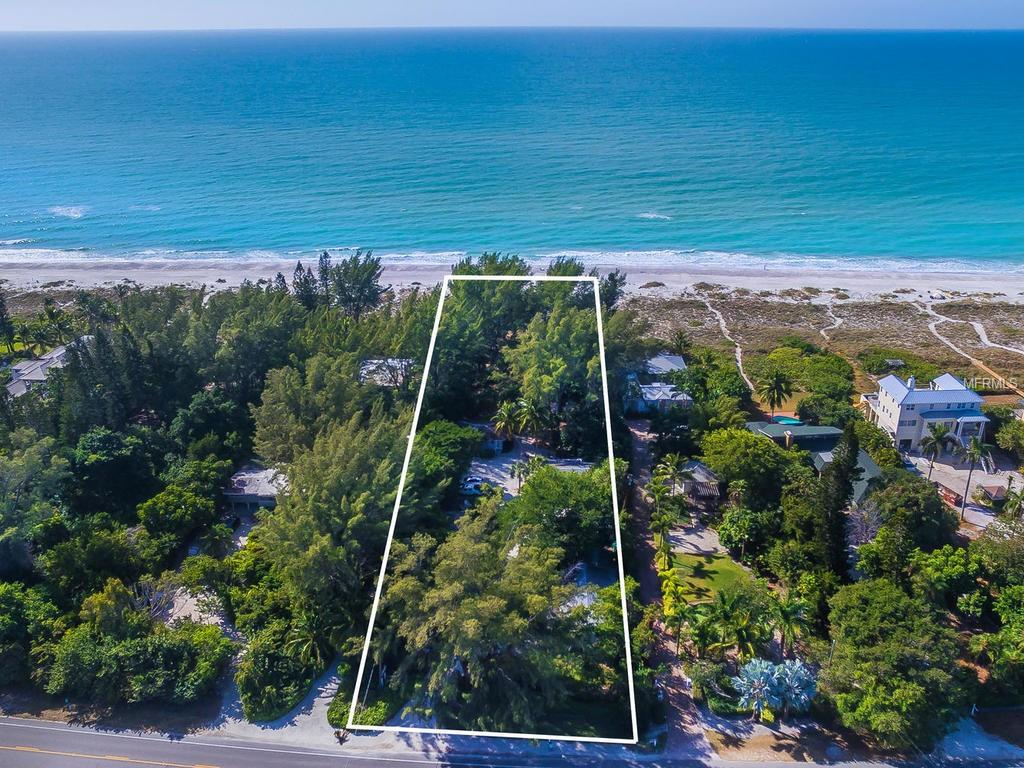Longboat Key Lot For Sale at 6051 Gulf Of Mexico Dr Longboat Key Florida 34228