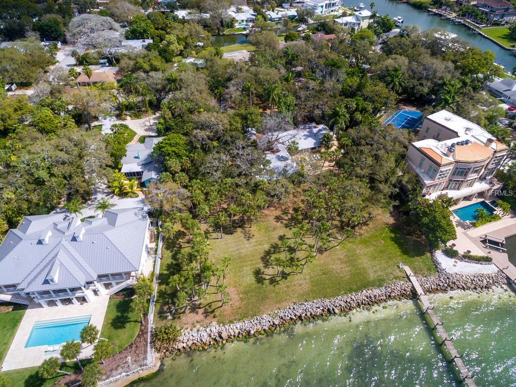 Sarasota Lot For Sale at 2043 Alameda Ave Sarasota Florida 34234
