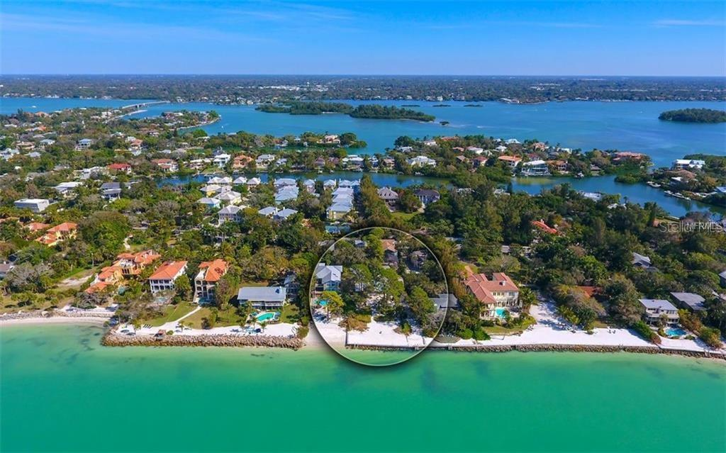 Sarasota Lot For Sale at 4049 Shell Rd Sarasota Florida 34242