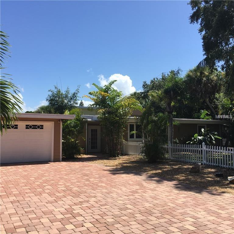 Single Family Home 4725  GLEASON AVENUE , SARASOTA for sale - mls# A4160488