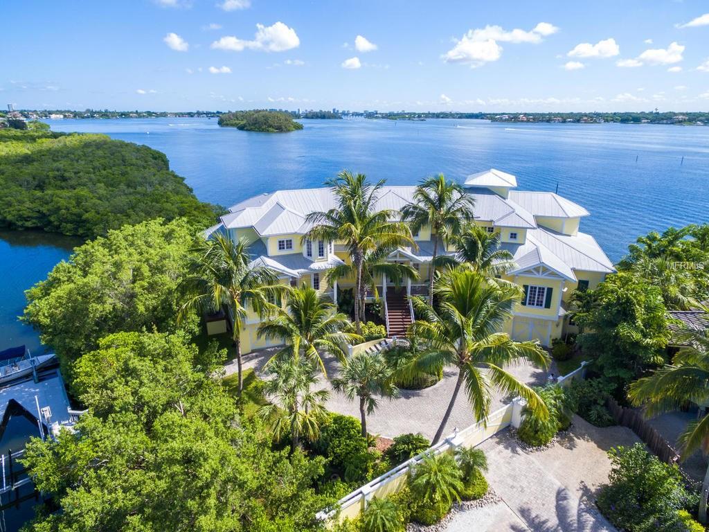 1250 Hidden Harbor Way Sarasota Florida 34242