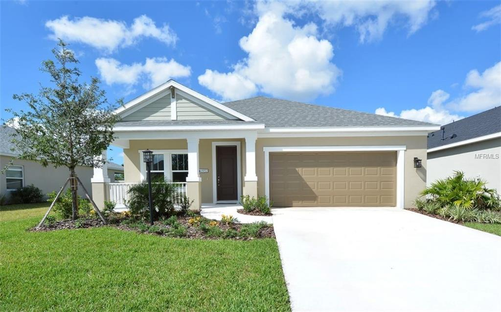 Single Family Home 6952  WHITE WILLOW COURT , SARASOTA for sale - mls# A4409829