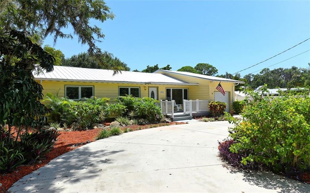 Single Family Home 1818  BUCCANEER DRIVE , SARASOTA for sale - mls# A4410598