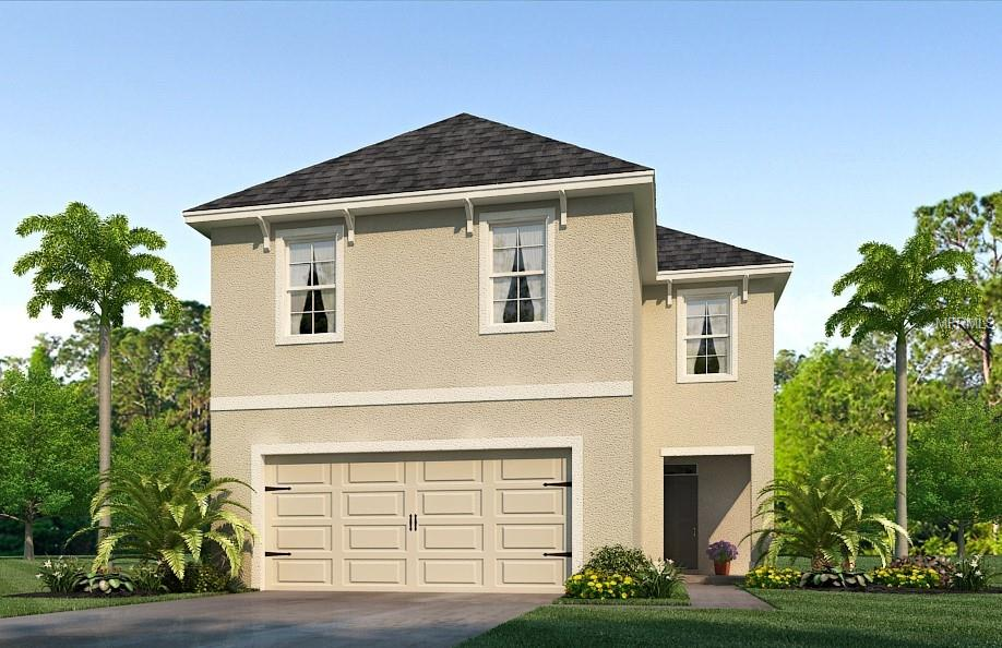 Single Family Home 4885  SILVER TOPAZ STREET , SARASOTA for sale - mls# T3124279