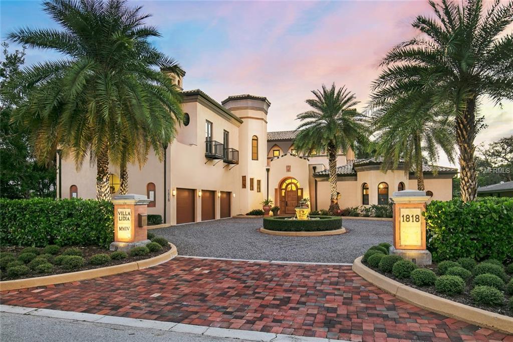 1818 N Lake Shore Dr Sarasota Florida 34231