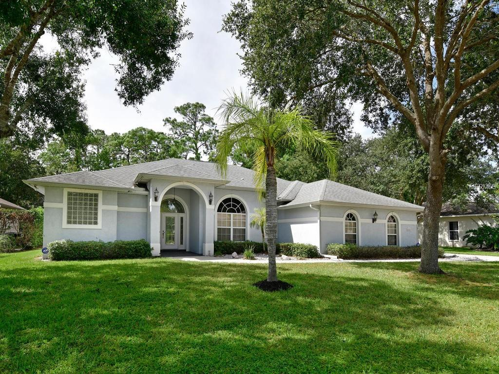Single Family Home 8040  DESOTO WOODS DRIVE , SARASOTA for sale - mls# A4415336