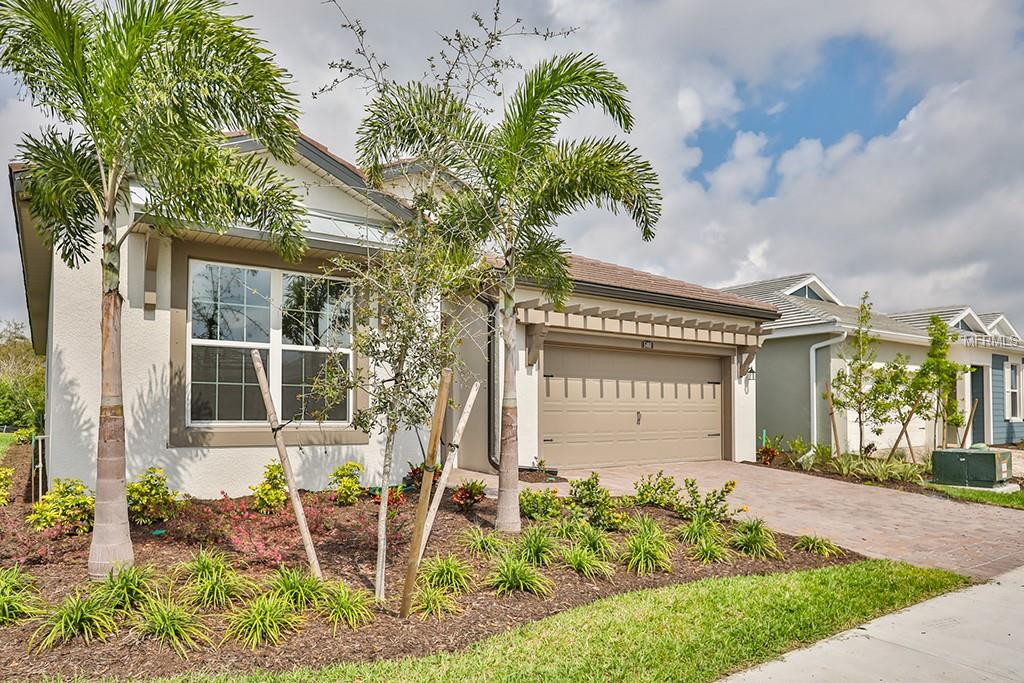 Single Family Home 5408  HOPE SOUND CIRCLE , SARASOTA for sale - mls# T3140150