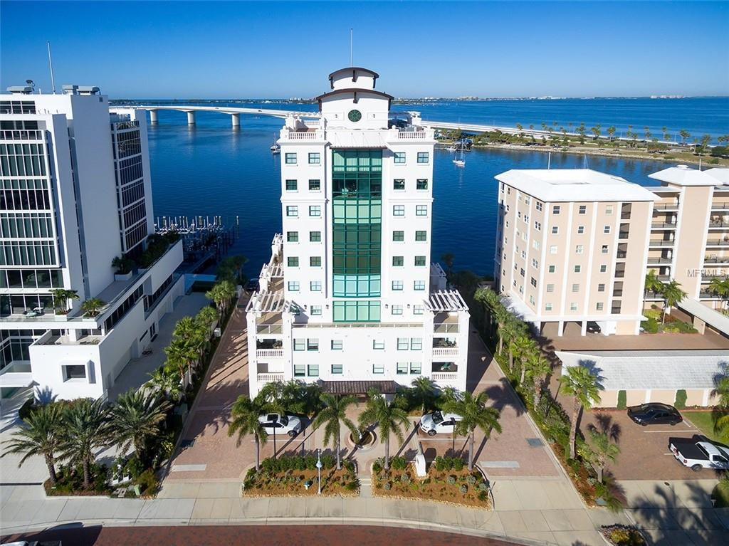258 Golden Gate Pt #701 Sarasota Florida 34236