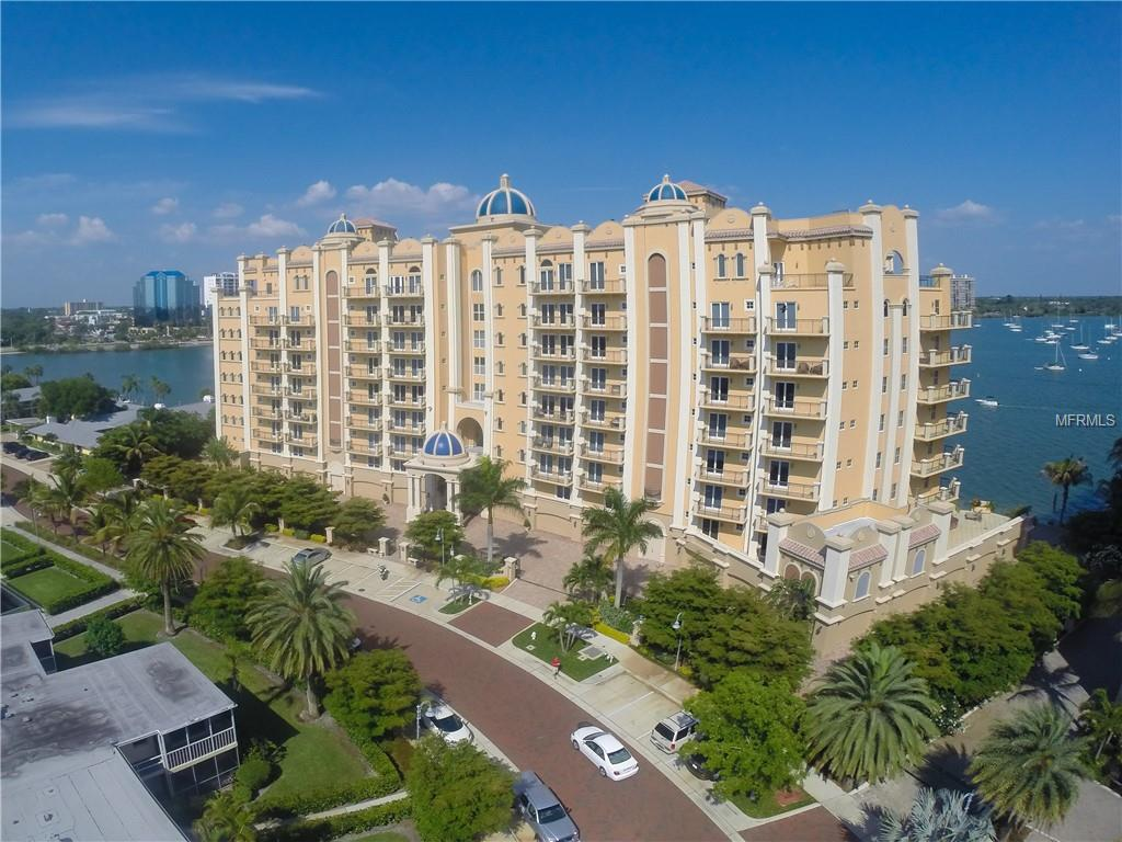464 Golden Gate Pt #601 Sarasota Florida 34236