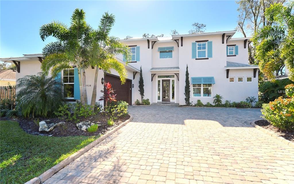 1938 Hibiscus St Sarasota Florida 34239