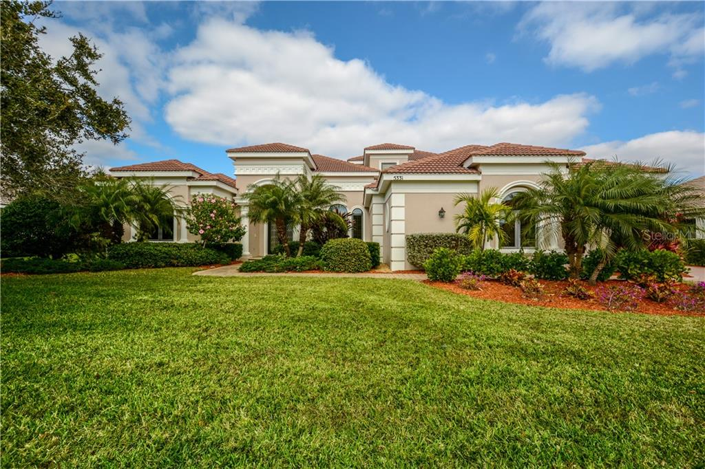 Click To View Larger Picture Of 5331  HUNT CLUB WAY , SARASOTA - mls# A4424337