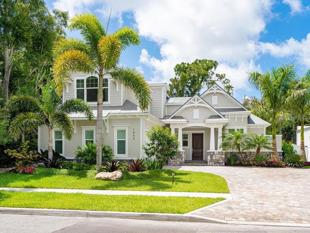 1844 Wisteria St Sarasota Florida 34239