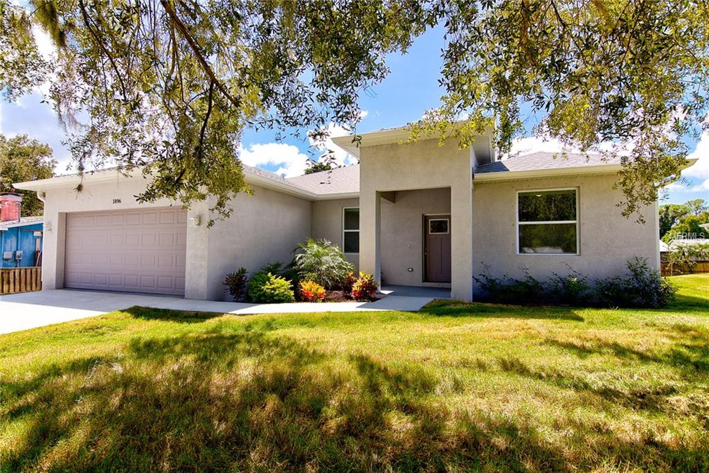 Single Family Home 1896  LIVINGSTONE STREET , SARASOTA for sale - mls# A4427668