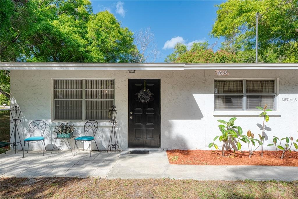 Single Family Home 4638  SLOAN AVENUE , SARASOTA for sale - mls# A4430599