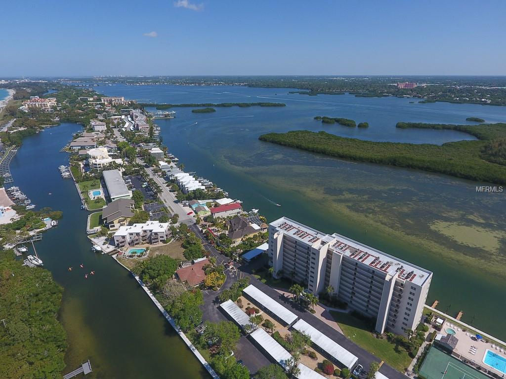 Condo 9393  MIDNIGHT PASS ROAD , SARASOTA for sale - mls# A4431184