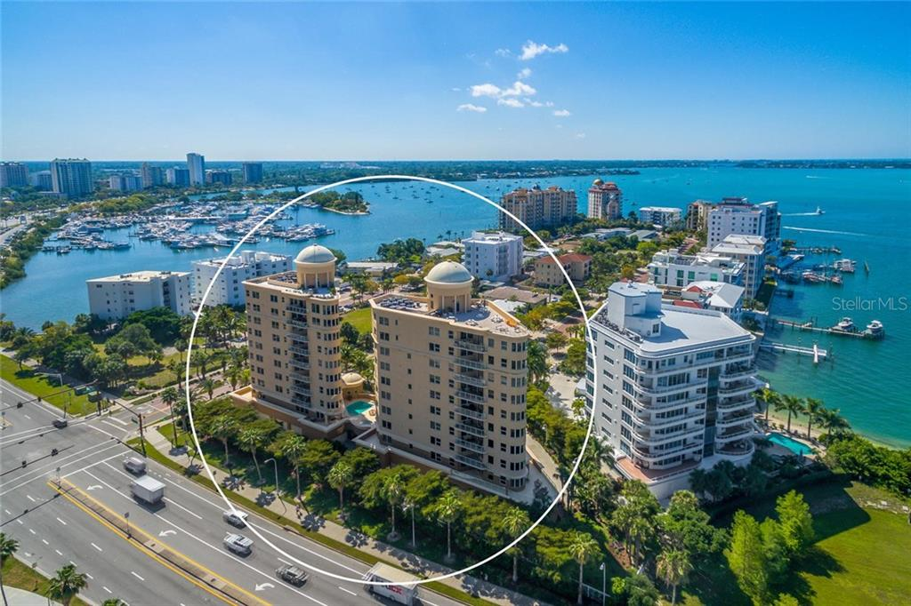 128 Golden Gate Pt #902A Sarasota Florida 34236
