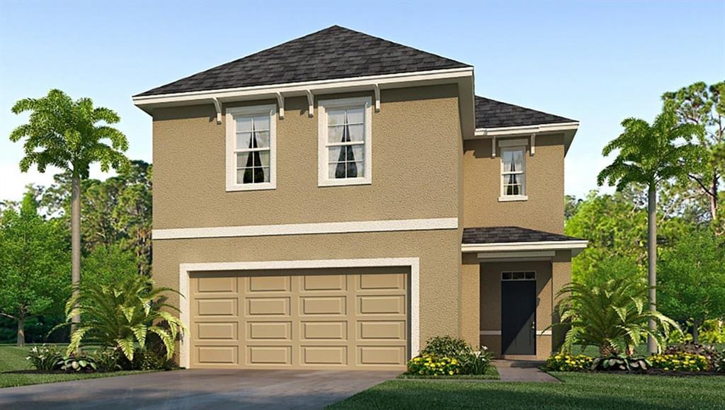 Single Family Home 4809  SILVER TOPAZ STREET , SARASOTA for sale - mls# T3168926