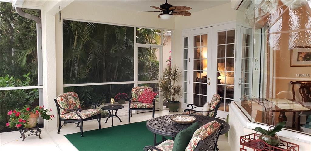 Single Family Home 4895  SABAL LAKE CIRCLE , SARASOTA for sale - mls# A4436009