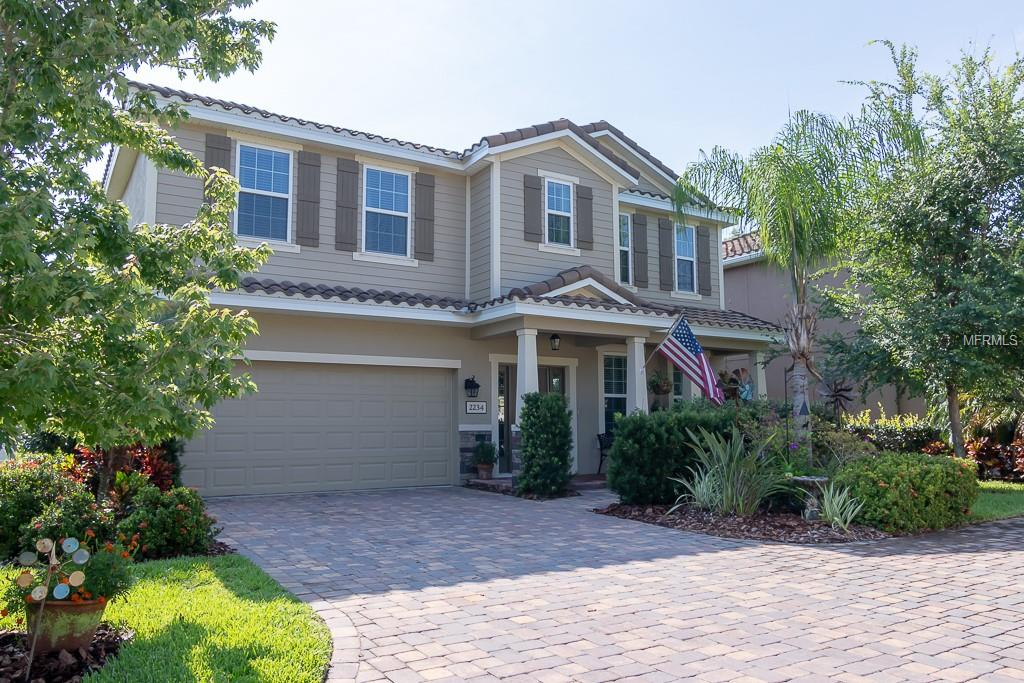 2234 Ellarose Cir Sarasota Florida 34232