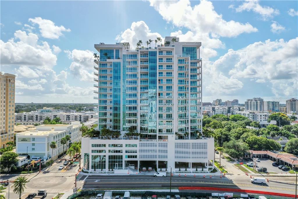 1224 Blvd Of The Arts #801 Sarasota Florida 34236