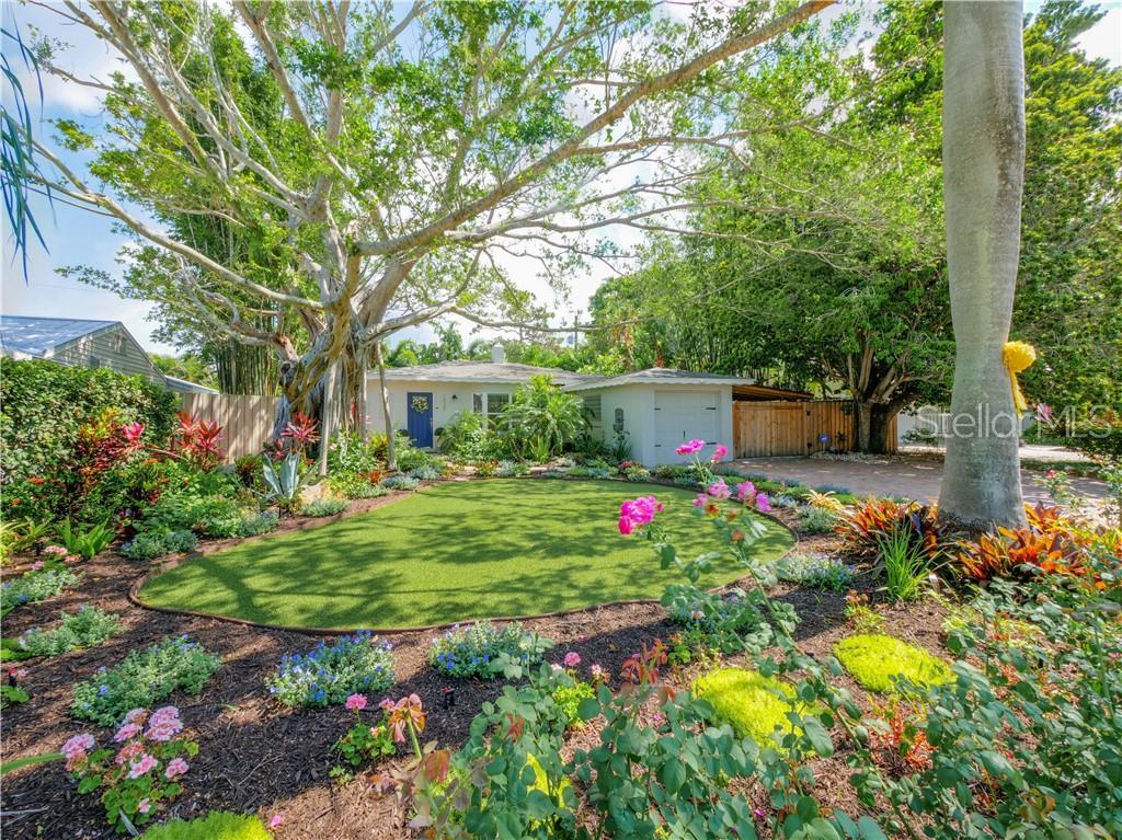 1835 Goldenrod St Sarasota Florida 34239