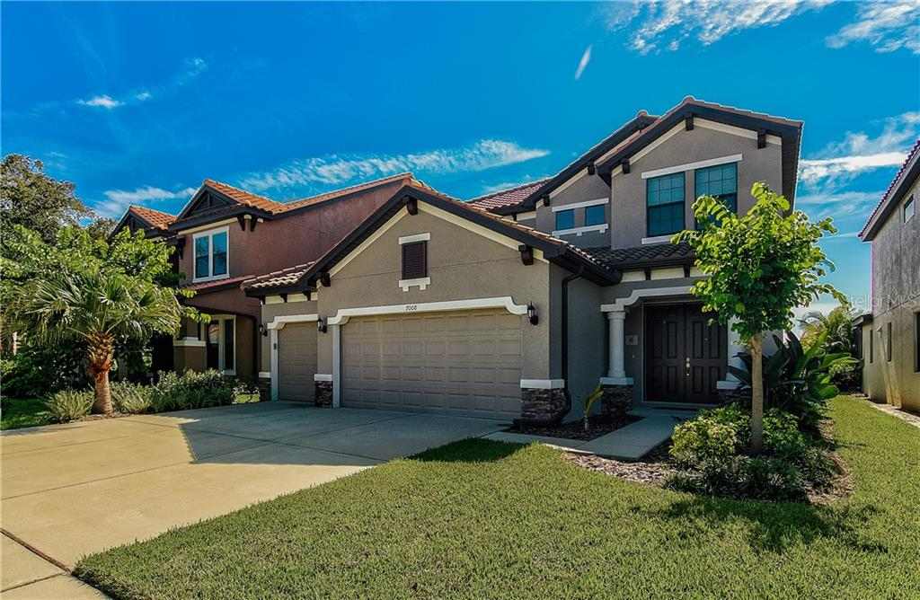 Single Family Home 7008  ISLAND QUEEN COURT , SARASOTA for sale - mls# T3186939