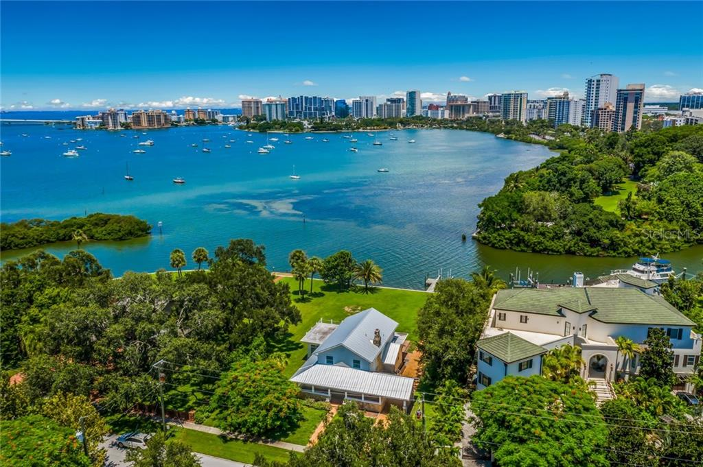 Home for sale at 1433 Bay Point Dr Sarasota Florida 34236, contact Berkshire Hathaway HomeServices real estate agent Bev Murray