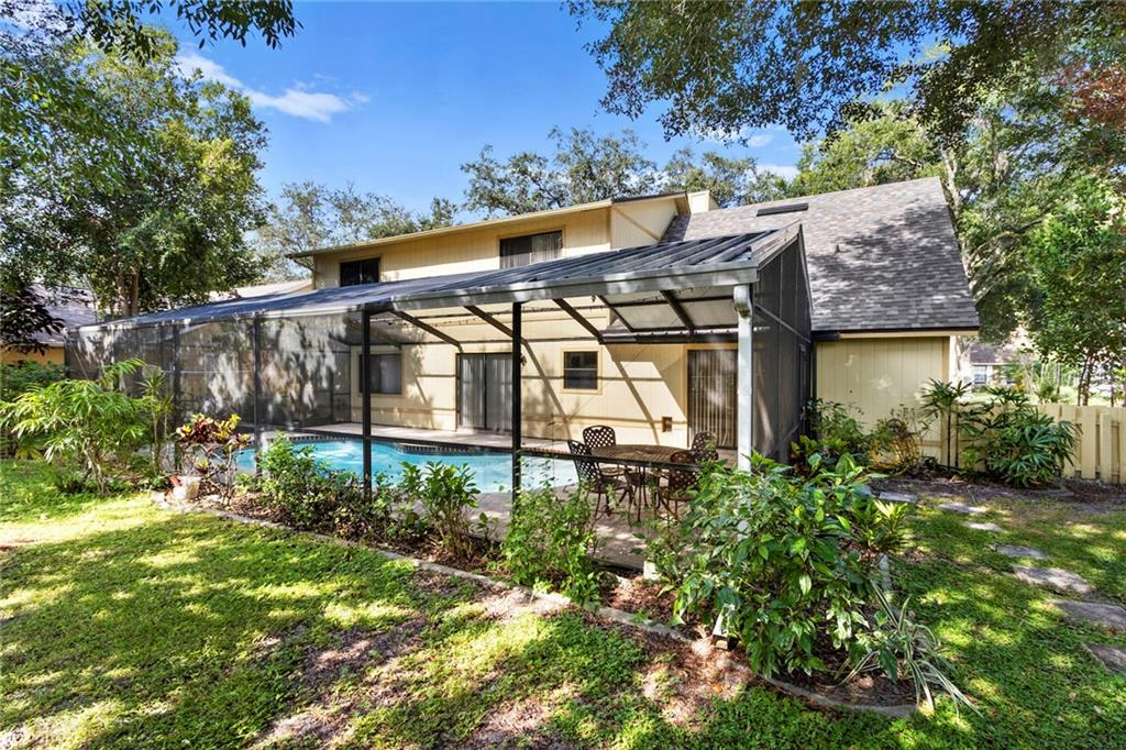 Single Family Home 5740  FORESTER LAKE DRIVE , SARASOTA for sale - mls# A4445919