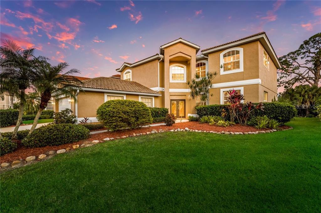 Single Family Home 4858  SABAL LAKE CIRCLE , SARASOTA for sale - mls# A4455084