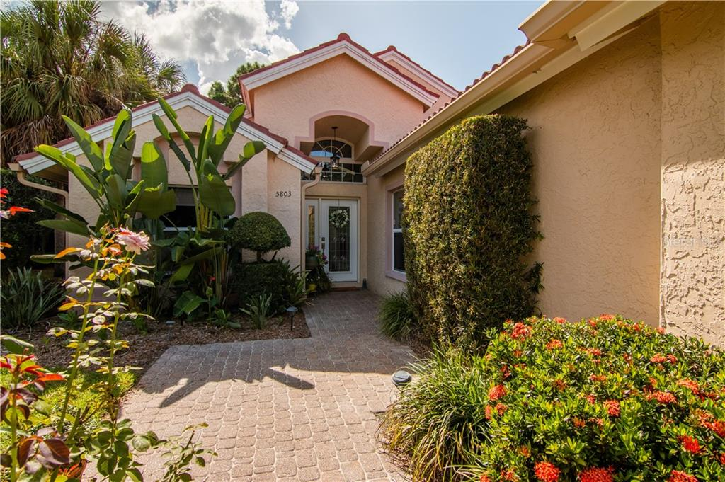 Click To View Larger Picture Of 5803  FAIRWOODS CIRCLE , SARASOTA - mls# A4470980
