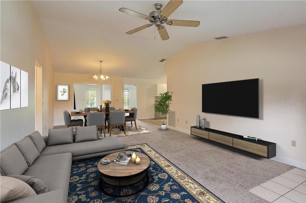 Single Family Home 4904  BUNYAN STREET , SARASOTA for sale - mls# A4481647