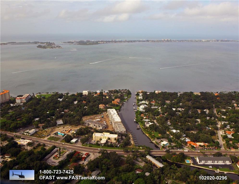 Condo 1889 N TAMIAMI TRAIL , SARASOTA for sale - mls# A4484008