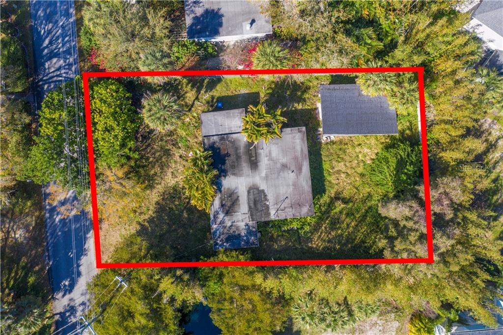 Single Family Home 1607  BAY ROAD , SARASOTA for sale - mls# A4491250