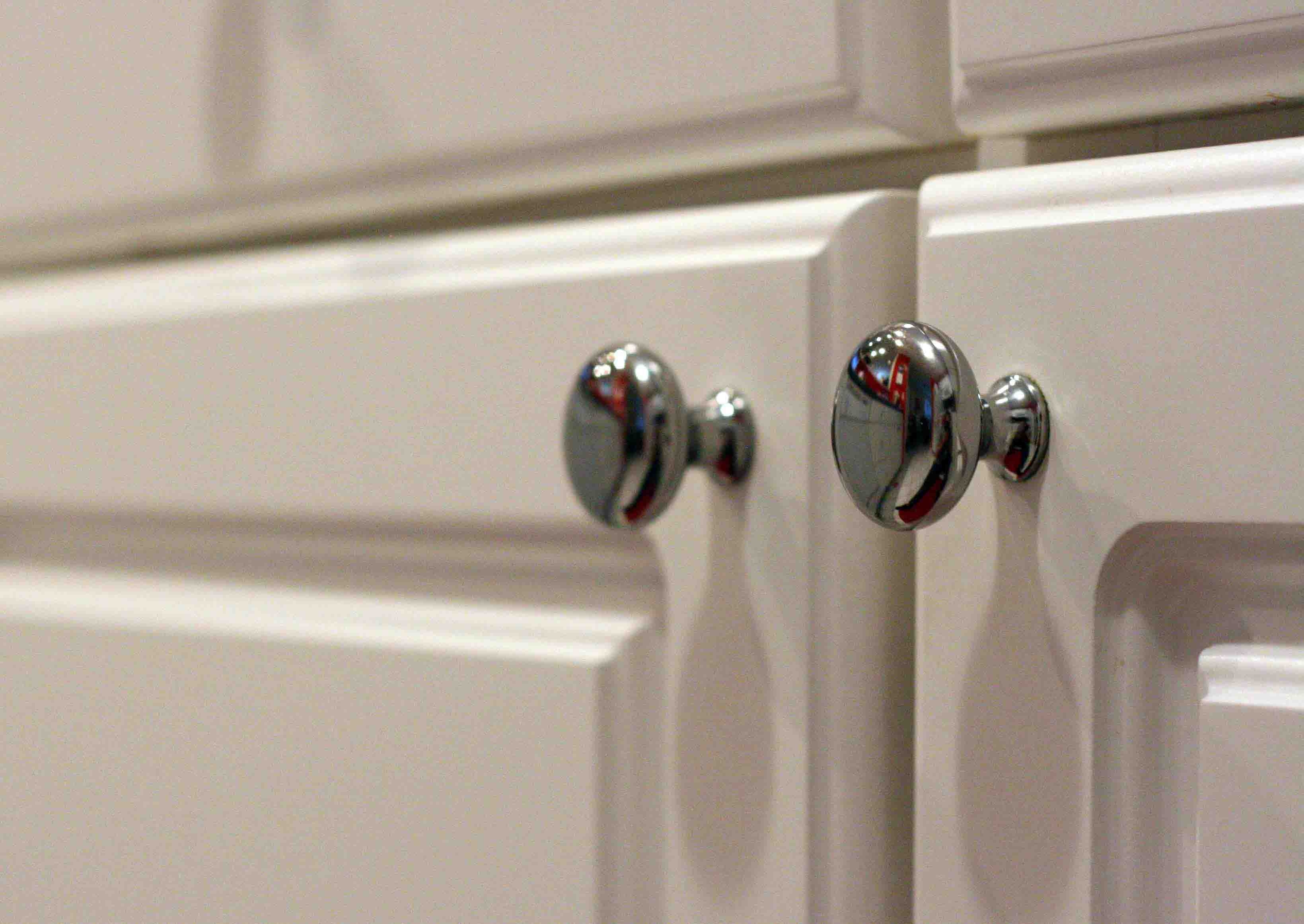 Bathroom Cupboard Door Handles
