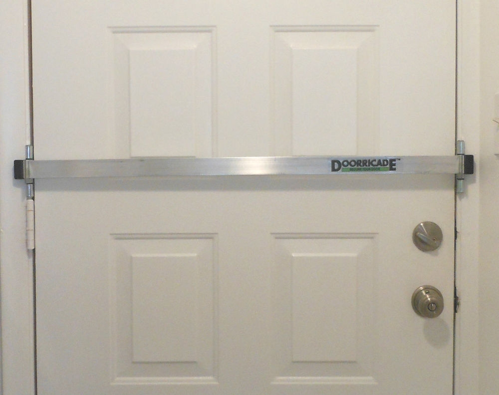 Bathroom Door Lock Bar