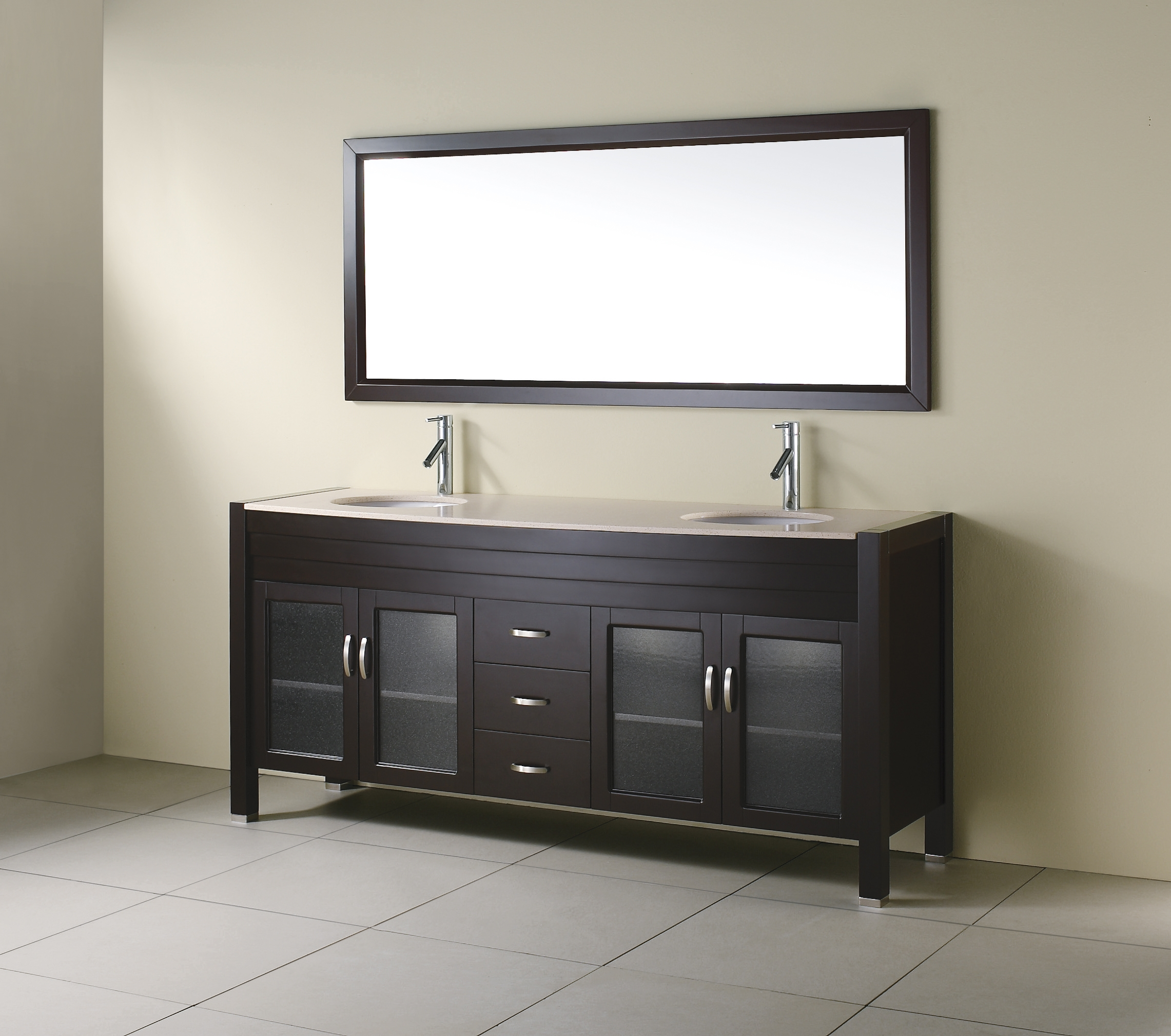 Contemporary Bathroom Cabinet Doors