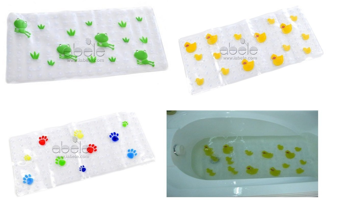Frog Bath Tub Mat