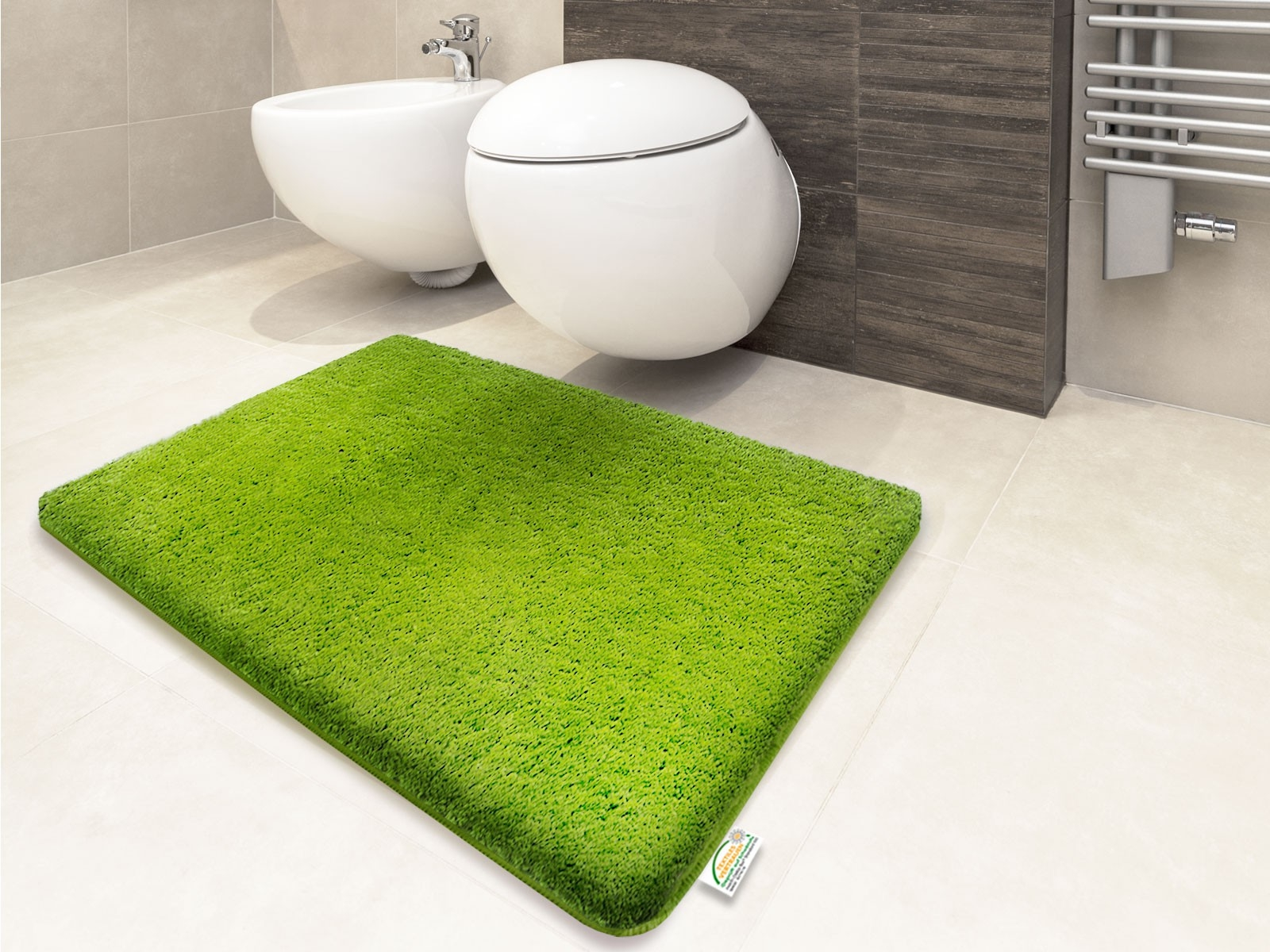 Grass Bath Mat Green1600 X 1200